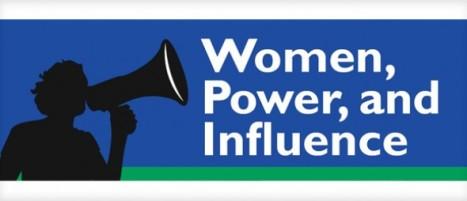 Women, Power, Influence banner