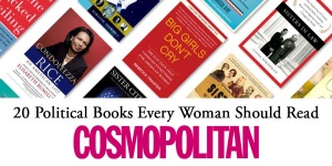 20 Political Books Every Woman Should Read