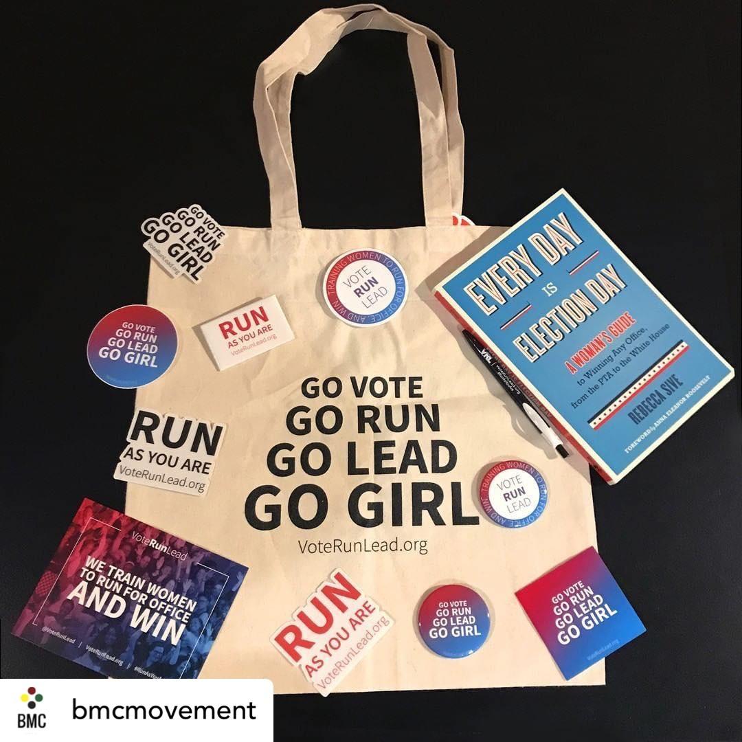 VoteBlackMillennialGoodieBag